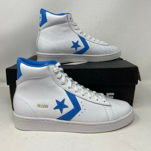 Converse Mens Pro Leather Mid Basketball Shoes 7.5